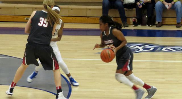 Fishers High School Girls Varsity Basketball falls to Carmel High School 60-46