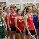 Girls Indoor Track Blue and White 3/4/17 – Photo Gallery