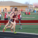 Boys Track vs North Central 4/11/17 – Photos