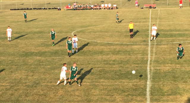 Fishers High School Boys Varsity Soccer ties Westfield High School 1-1