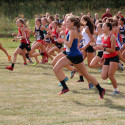 Photo Gallery –  Girls XC Varsity State Preview