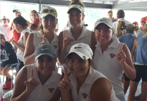 Fishers Girls Varsity Golf Captures 1st Regional Title