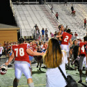 Photo Gallery – Varsity Football  vs Avon
