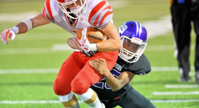 Varsity Football falls to Brownsburg High School 41-13