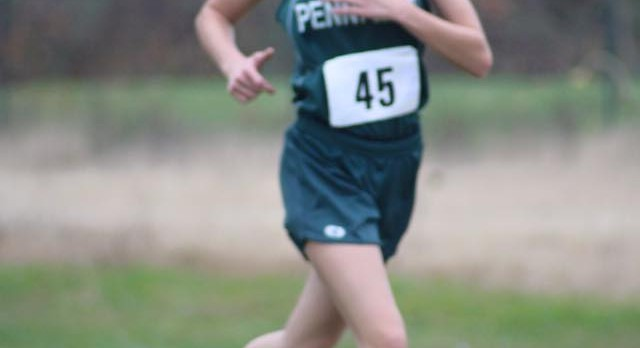 Pennfield High School Girls Varsity Cross Country finishes 5th place