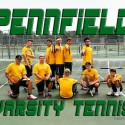 Boys Tennis Team 16-17