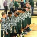 Varsity Boys Basketball at Olivet