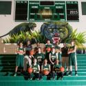 Boys Varsity Basketball Team Photo