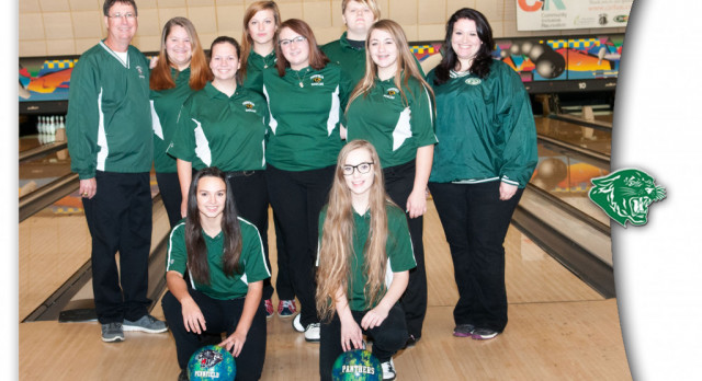 Varsity Girl's Bowling Team Wins All-City Title Again