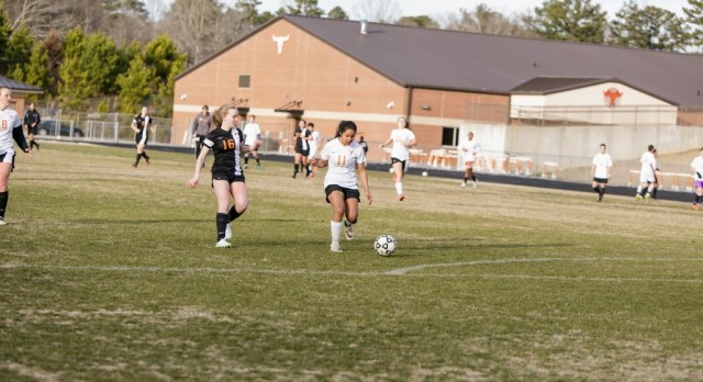 Varsity Girls Soccer Host Allatoona- 4/27