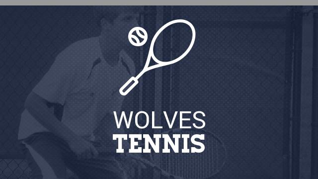 Time to Sign Up for Future Wolves Tennis Camp
