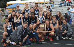 Unified Track Takes Home Sectional Championship!