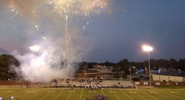 2017 Football sectional draw/LaPorte away game tickets