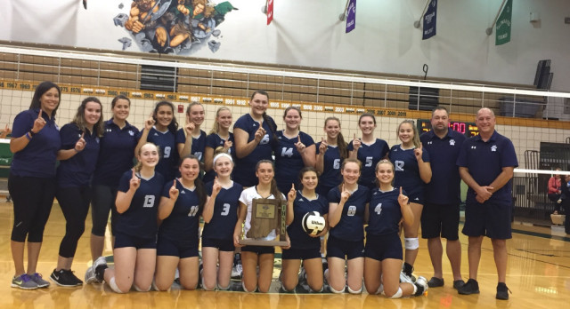 REGIONAL VOLLEYBALL MOVED
