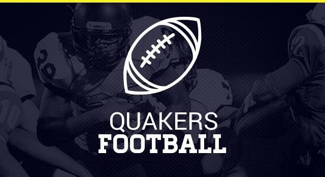 Quaker Senior Matt Nguyen Scores Touchdown!