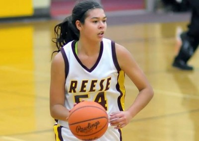 Reyna Frost Top 25 female players in the state