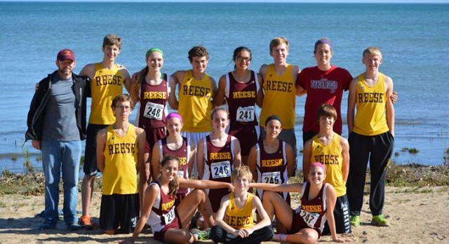 Reese Boys and Girls Cross Country Teams qualify for the State Meet