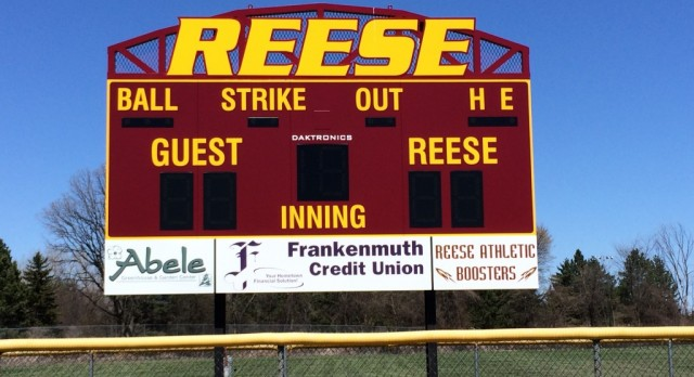 The Scoreboard Project is Complete!!!