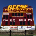 Scoreboard Renovation