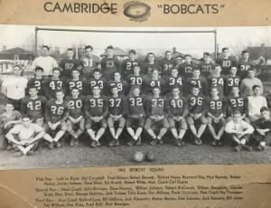 1945 Bobcat Football