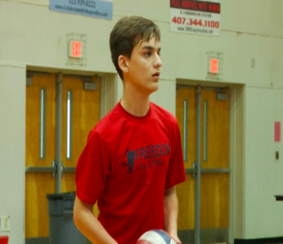 Orlando Sentinel Boys Volleyball Player of the Year – Moises Garcia