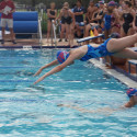 Swim Meet vs Bishop Moore