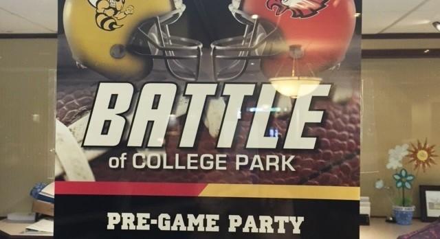 Hornet Football Open Season with Battle of College Park