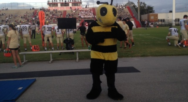Hornets win the 'Battle of College Park'