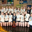 Girls VB State Champions