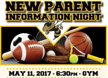 New Parent Information Night