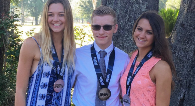Spectrum Sports Athletes of the Year