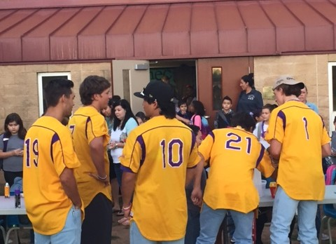 Homecoming Heroes at Houston Elementary