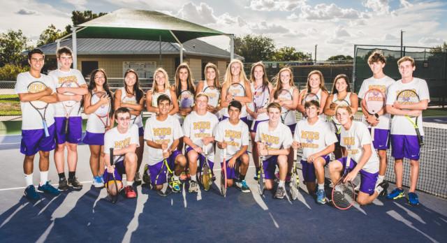 MHS Tennis Team Fall 2016 results