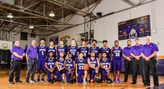 Byron Johnston Holiday Classic Champions
