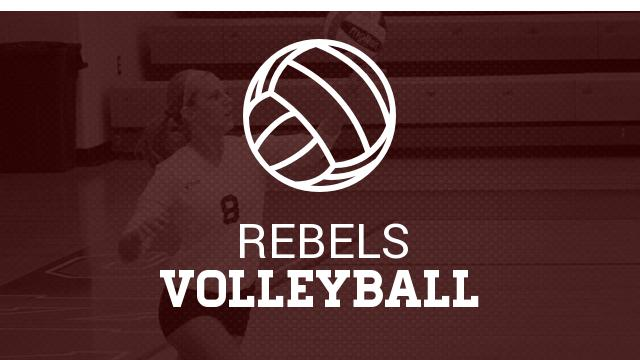 Lee Rebel Volleyball Summer Camps 2017