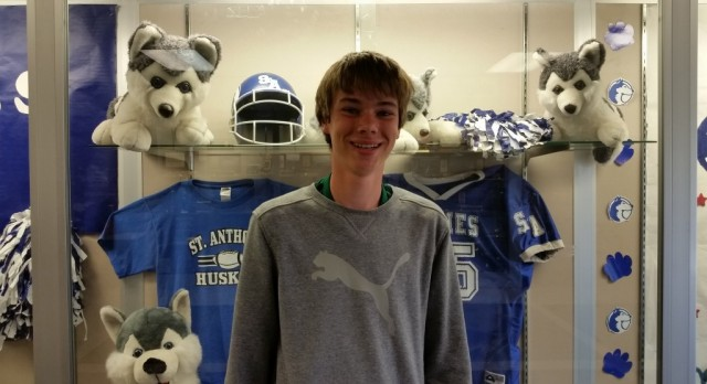 Athlete of the Week: Kevin McCann