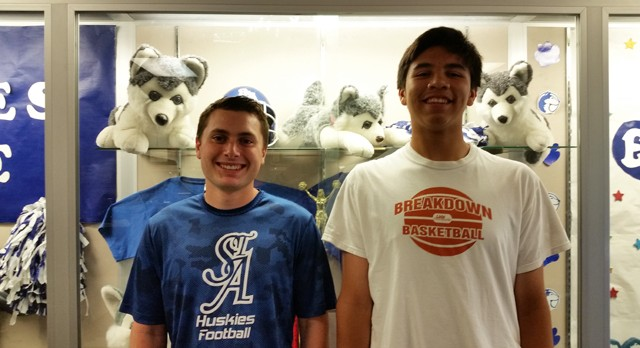Athletes of the Week: Quinn Bellestri and Nick Kroening