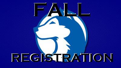 IMPORTANT:  Registration Information