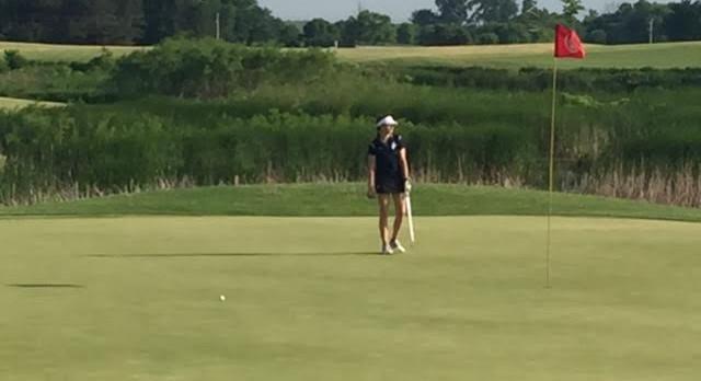 Nicole Zielsdorf – State Golf Update