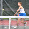 Girls Tennis vs Delasalle