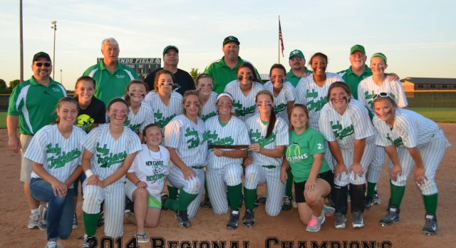 Softball's historic season ends at semi-state