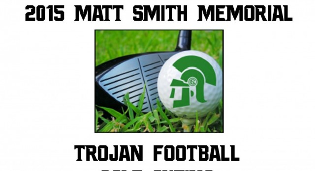 Get your team together for the 2015 Matt Smith Memorial Golf Outing!