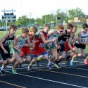 Boys Track Sectional