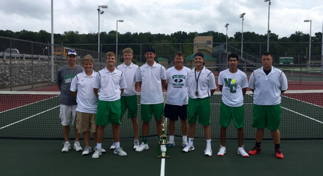Boys Tennis dominant in capturing 1st annual NC Invite
