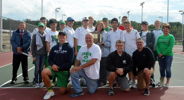 NC Tennis Record-Setting Season Comes to an End