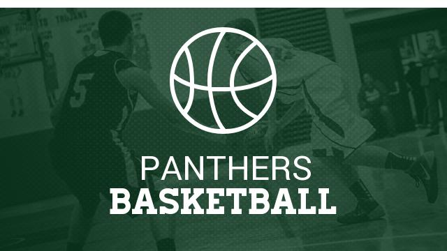 Junior Panther Boys Basketball Camp