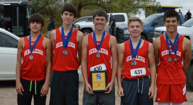 High School Boys Take First Place