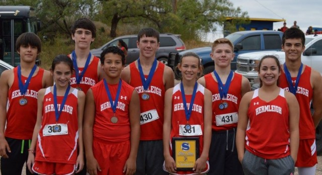 Junior High Cross Country Has Strong Finish