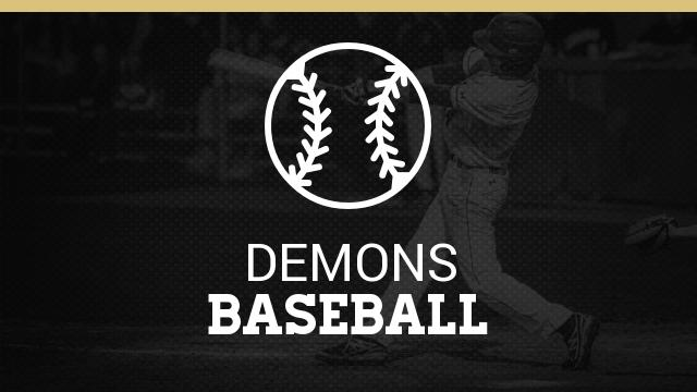 Demon Baseball captures 2nd consecutive Beggs Classic Championship!!!
