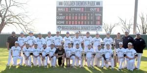 Beggs baseball team photo